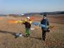 Létání na 2. jarní den 22.3.2011