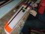 Práce u Jirky v dílně 19.2.2012